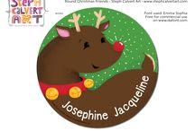 Steph Calvert/Kid Appeal Art / Illustration/Design for Hire & License