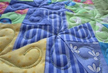 quilting ideas / by Persimon Dreams