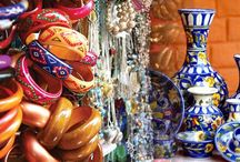 India Shopping - Textiles, Crafts, Pottery & More