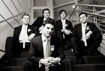Groomsmen Inspiration  / by Holly Thompson