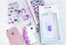 Unicorns IPhone cases