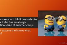 Food Allergies and Summer Camp