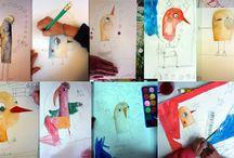 atelier d'illustration avec Marianne Pasquet