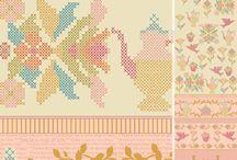 Fabrics I need  / by Sharon Bush