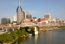 Nashville / Scenes from around Nashville, TN, one of my favorite cities to visit.