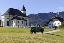 Edelweiß Classic 2014 / 11. Benefiz-Oldtimerrallye vom 27. bis 29. Juni 2014 in Berchtesgaden (Fotos: Uwe Kurenbach)
