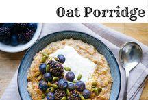 Oats, Yogurt, Granola