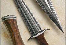 knivar svärd
