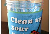 clean up for kids