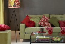 Living Room / by Xandavia Landers