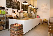 Food Retail - Fresh / Grab + Go /  Fresh Food / Grab + Go - Retail Store Design