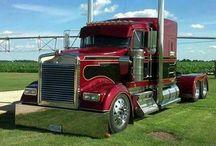 amerikai kamionok