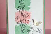 Stampin UP - Gift of Love.
