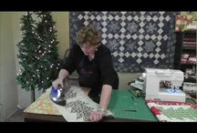 Quilt videos / by Mary Cooper