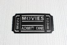 Movie/Film Decor for Home Theater/Man Cave
