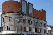 Refurbished architecture