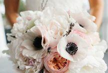 Bloemen / prachtige bruidsboeketten