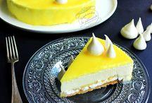 Entremet et gâteau