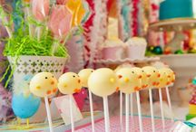 Willow's easter party