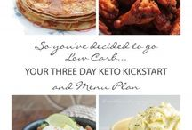 Keto / Low Carb Meal Plans
