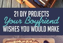 Projects for the man in your life