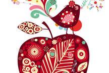 Apples & Autumn Luv / by LeAndra Charfauros