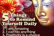 Inspirational Quotes / Inspirational Quotes