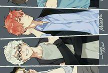 Manga Hot Boys