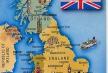 Britain hopefully for my 40th