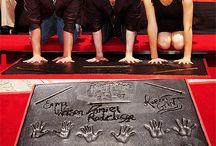 Harry Potter :) / Jak já zbožňuji Harryho :) a proto, je tato nástěnka věnovaná jen a pouze jemu, Hermioně a Ronovi (Danielovi, Emě a Rupertovi) :)