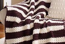 Crocheted Afghan Ideas for Carolyn & Tyler