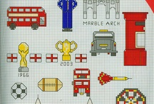 I just want it to be perfect / Crossstich, mainly