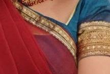 india women, style