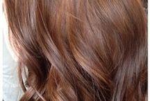 Gesztenye haj