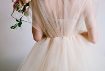 Wedding // Tulle Dresses / Tulle, what a great fabric. Find the most beautiful gowns on this board.