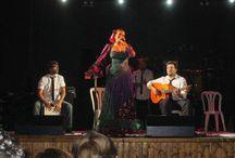 Tablero Flamenco / Artistas, Conciertos, Actuaciones... Todo sobre el Flamenco