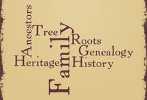 Genealogy  / by Shawna Bates
