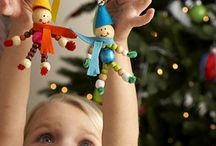 Christmas crafts / Festive inspiration for craft