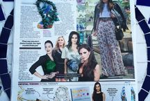 Crystals in the News Papers / Crystals are making the news :-)