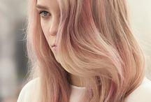 Fruit Pastel Hair / Wella Instamatic Pastel colours