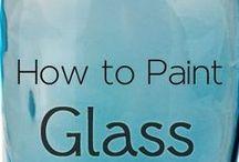 paint glass bottels