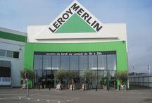 Magasin - Leroy Merlin Guérande / Dans ce tableau vous trouverez des images relatives à notre magasin (événements, nouveaux produits, nouveaux podiums, promotions, animation etc ...). Il a pour objectif de vous montrer le magasin comme vous ne l'avez peut-être jamais vu ;)