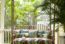 Outdoor Living / by Patty Courtney