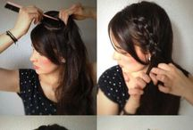 Idee tra i capelli