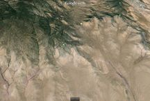 Aerial Landscapes / snapshots from Google Earth