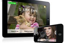 Læse engelsk på iPad gratis / Her er apps, hvor man kan hente nogle gratis bøger. Så man med 1:1 kan læse den samme bog alle sammen.