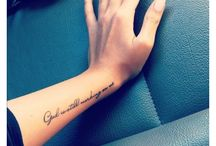 tattoos♡