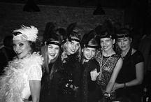Gatsby style. Gangster party. Bachelorette. Девичник. Идеи костюмов.