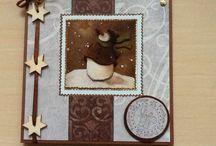 Kerst / Trappenkaart