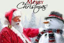 Christmas phone wallpapers / Merry Christmas